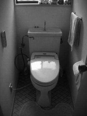 トイレ施工前-2