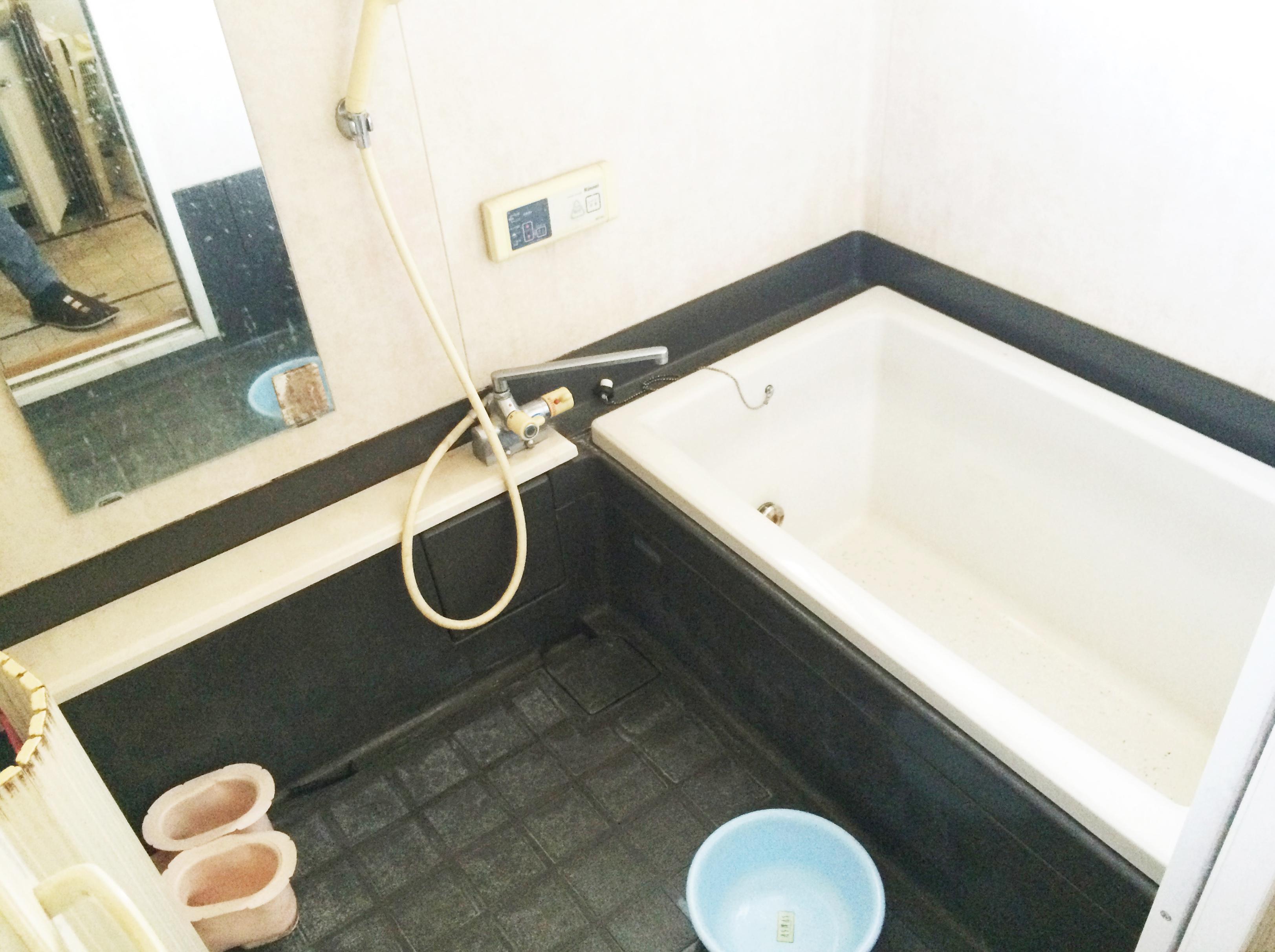 浴室改修(施工前)