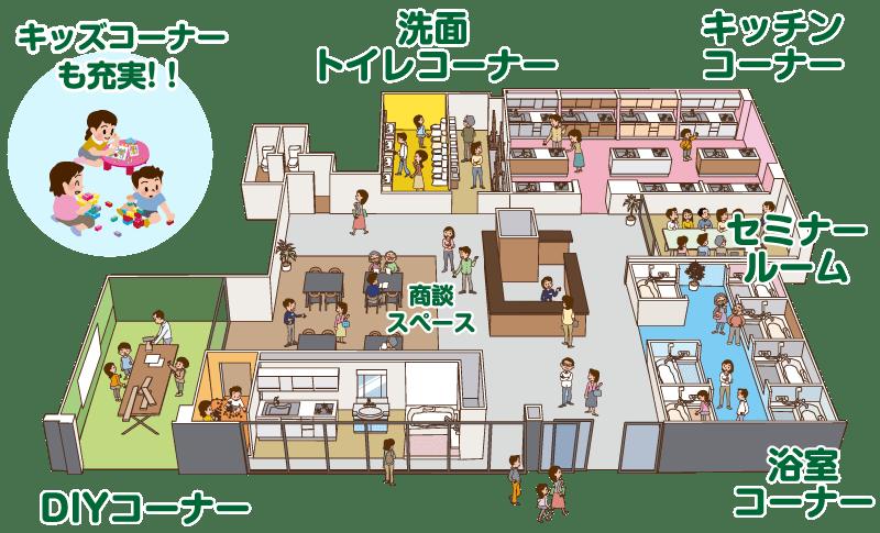 仙台のリフォーム専門店 ダイクショールーム 2021年新春リフォーム初売り祭