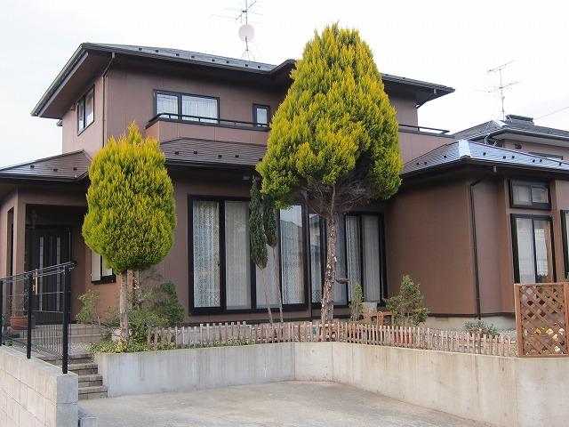 黒川郡富谷町N邸 外壁塗装・外装リフォーム 120万円/工期1ヶ月 施工後