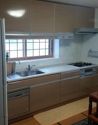 黒川郡大和町G邸 キッチンリフォーム 137万円/工期4日間 施工後
