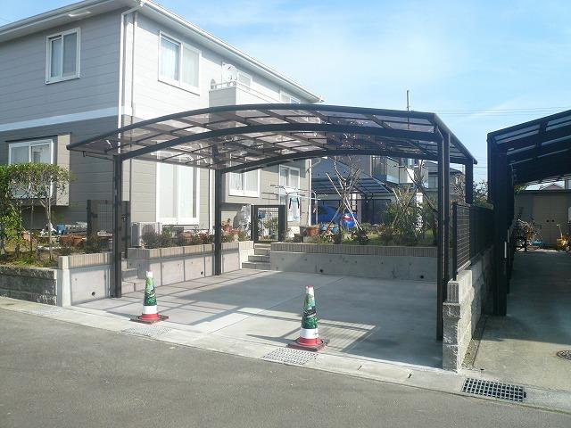利府町I邸 エクステリアリフォーム 49.5万円/工期3週間 施工後