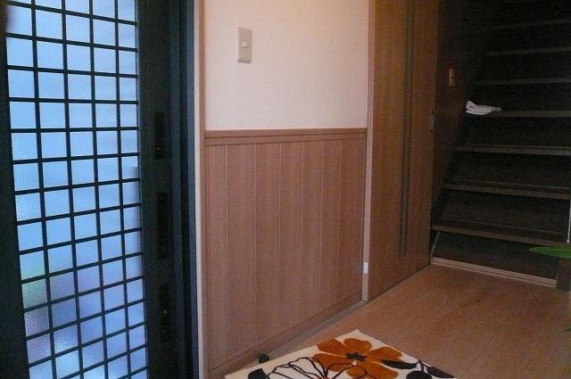 青葉区S邸 内装リフォーム 13.5万円/工期2日間 施工後