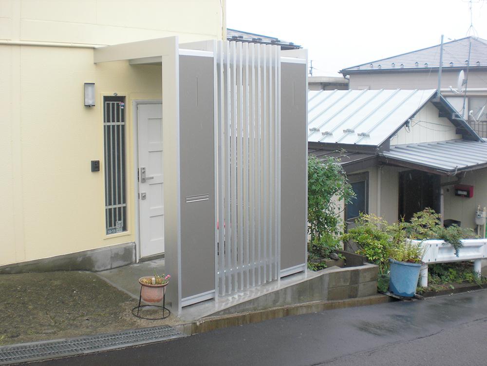 青葉区K邸 エクステリアリフォーム 68万円/工期10日間 施工後
