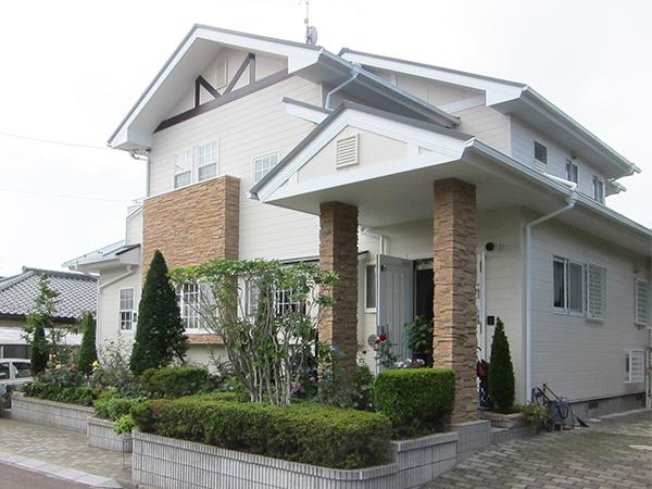 青葉区A邸 外壁塗装・外装リフォーム 220万円/工期1ヶ月 施工後