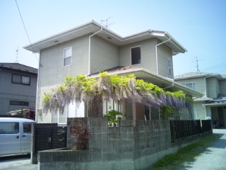 名取市Y邸 外壁塗装・外装リフォーム 108万円/工期14日間 施工前