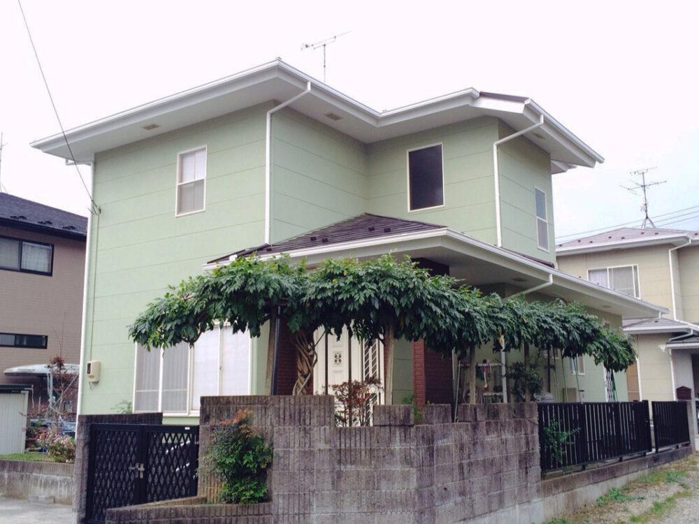 名取市Y邸 外壁塗装・外装リフォーム 108万円/工期14日間 施工後