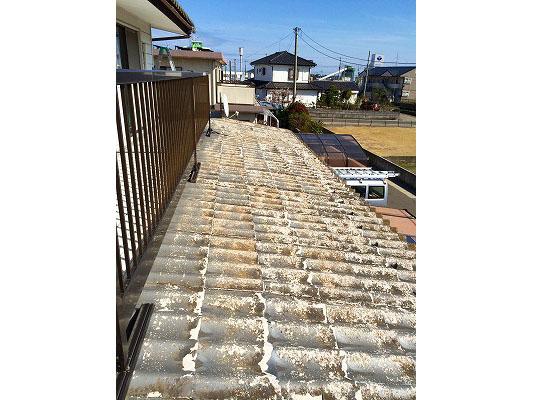 名取市S邸 屋根リフォーム 170万円/工期10日間 施工前