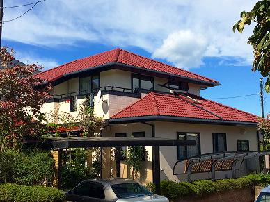 青葉区K邸 外壁塗装・外装リフォーム 99.5万円/工期14日間※雨天含む 施工後