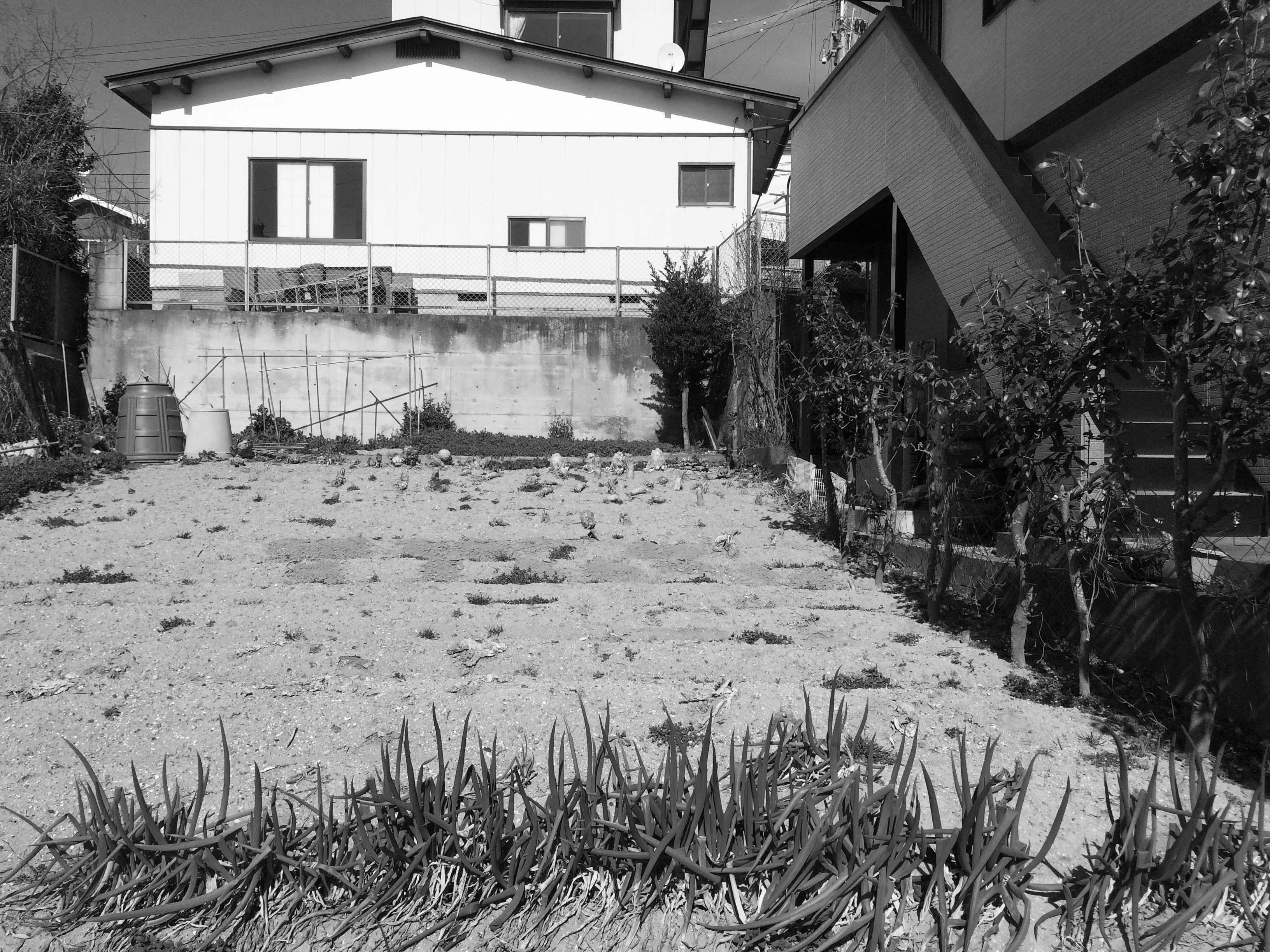 塩竈市N邸 エクステリアリフォーム 388万円(※メッシュフェンス込)/工期1ヶ月半 施工前