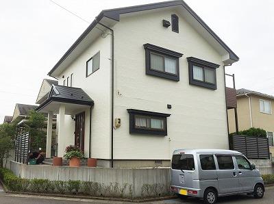 泉区S邸 外壁塗装・外装リフォーム 110万円/工期14日間 施工後