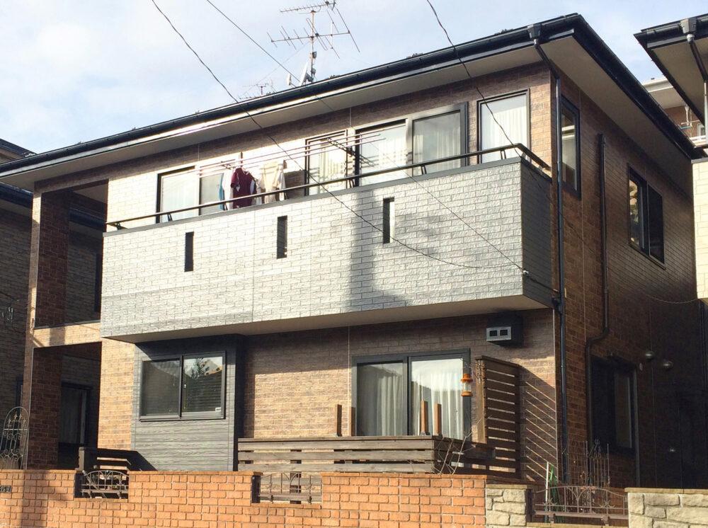 多賀城市T邸 外壁塗装・外装リフォーム 100万円/工期14日間 施工後