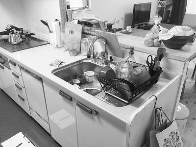 富谷市T邸 キッチンリフォーム 173万円/工期7日間 施工前