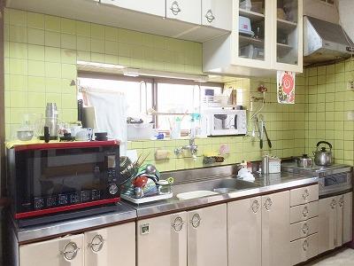 多賀城S邸 キッチンリフォーム 113万円/工期7日間 施工前