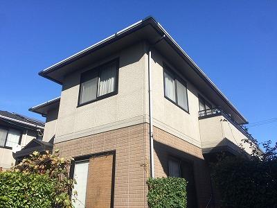多賀城市N邸 外壁塗装・外装リフォーム 92万円/工期14日間 施工前