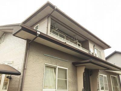 柴田郡Y邸 外壁塗装・外装リフォーム 180万円/工期14日間 施工前