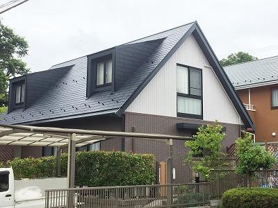 泉区T邸 外壁塗装・外装リフォーム 110万円/工期20日間 施工後