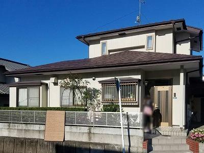 太白区O邸 外壁塗装・外装リフォーム 169万円/工期20日間 施工前