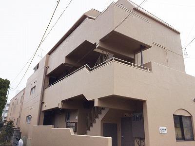 青葉区S様アパート 外壁塗装・外装リフォーム 750万円/工期約30日間 施工後