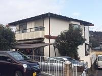 太白区M邸 外壁塗装・外装リフォーム 225万円/工期21日間 施工前