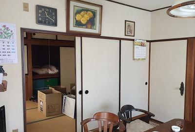 青葉区S邸 内装リフォーム 1,248万円/工期約60日間 施工前