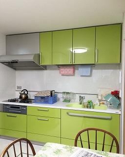 古くなったキッチンを交換したい!