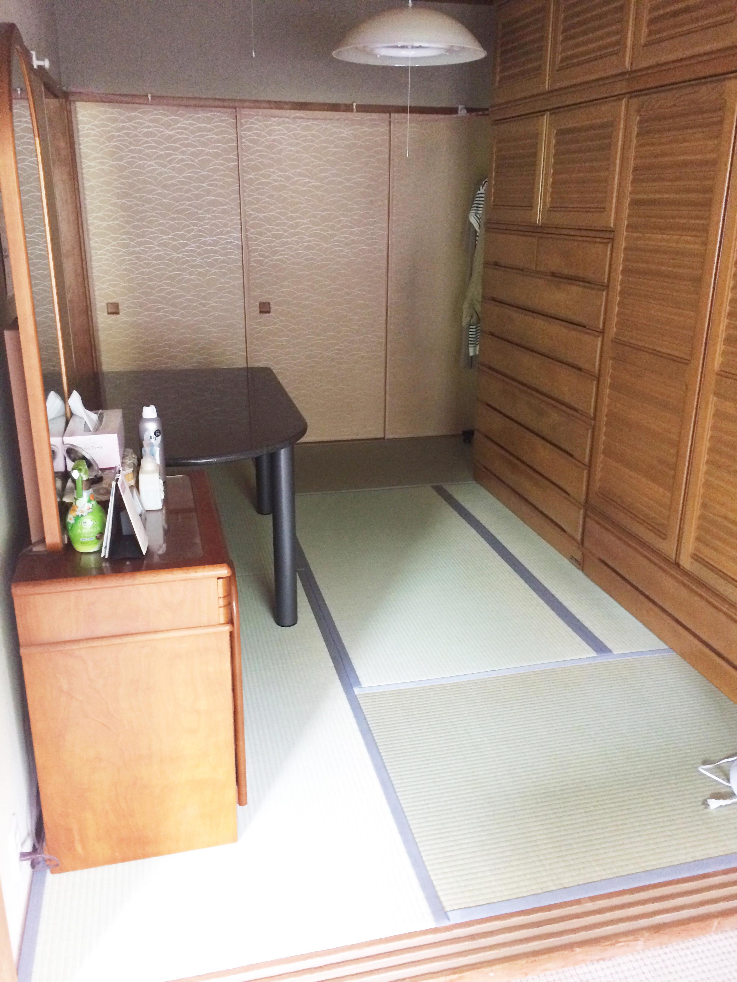 泉区S邸 内装リフォーム 7.8万円/工期1日間 施工後