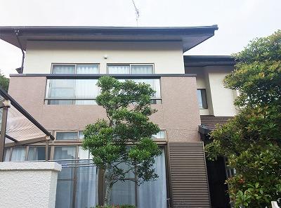 泉区O邸 外壁塗装・外装リフォーム 100万円/工期21日間 施工後