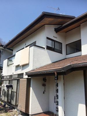 泉区O邸 外壁塗装・外装リフォーム 100万円/工期21日間 施工前