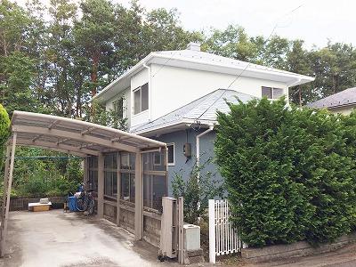 泉区A邸 外壁塗装・外装リフォーム 85.5万円/工期20日間 施工後