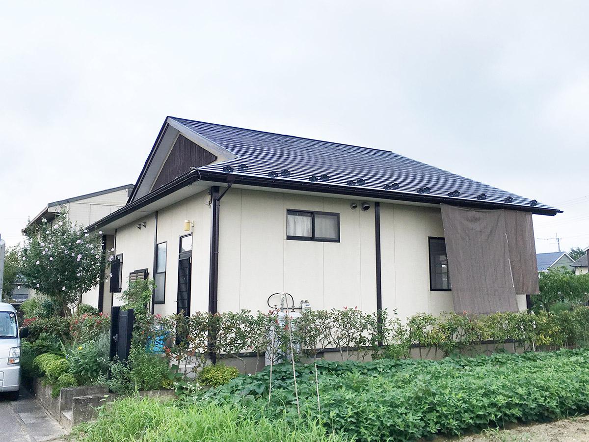 柴田郡H邸 外壁塗装・外装リフォーム 54万円/工期5日間 施工後