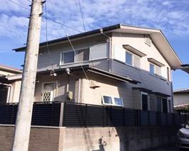 泉区K邸 外壁塗装・外装リフォーム 120万円 施工前