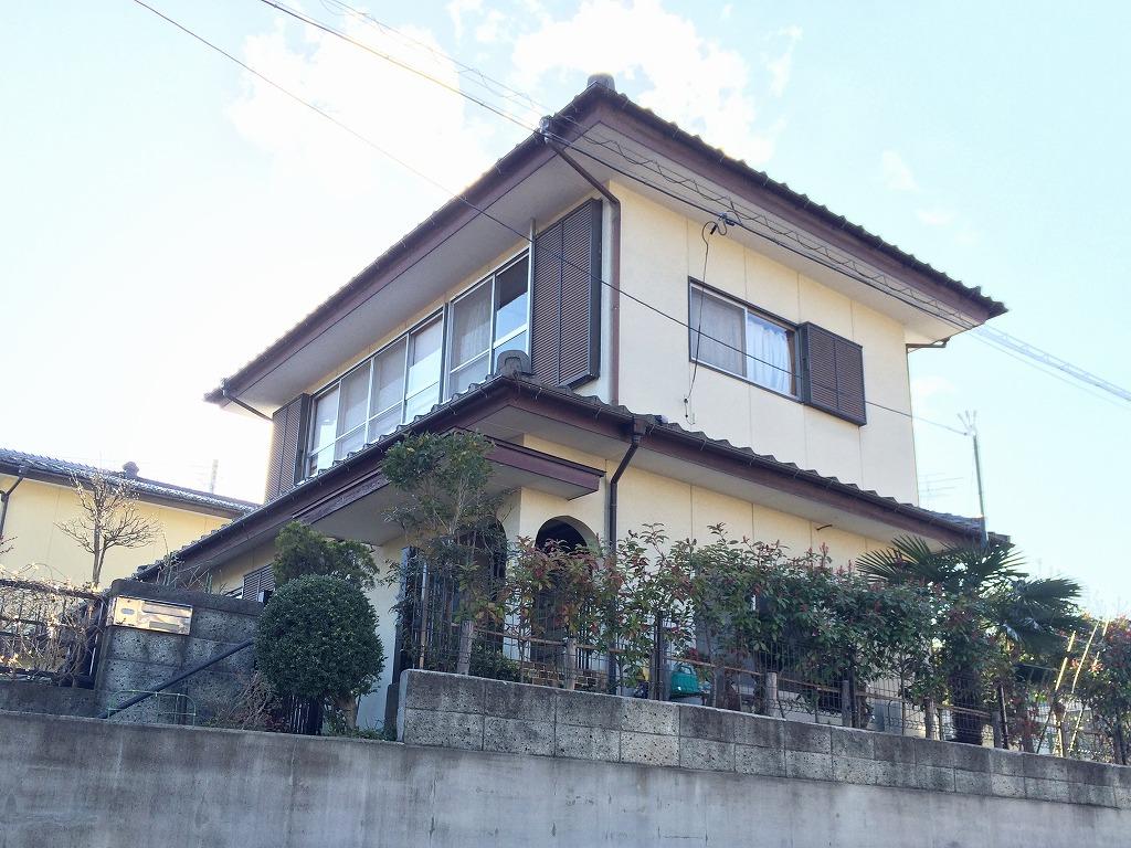 福島市S邸 外壁塗装・外装リフォーム 99万円/工期21日間 施工後