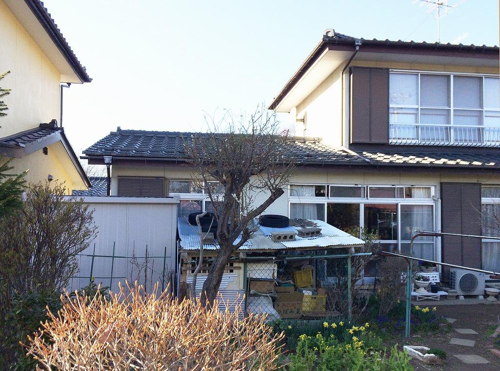 福島市S邸 外壁塗装・外装リフォーム 99万円/工期21日間 施工前