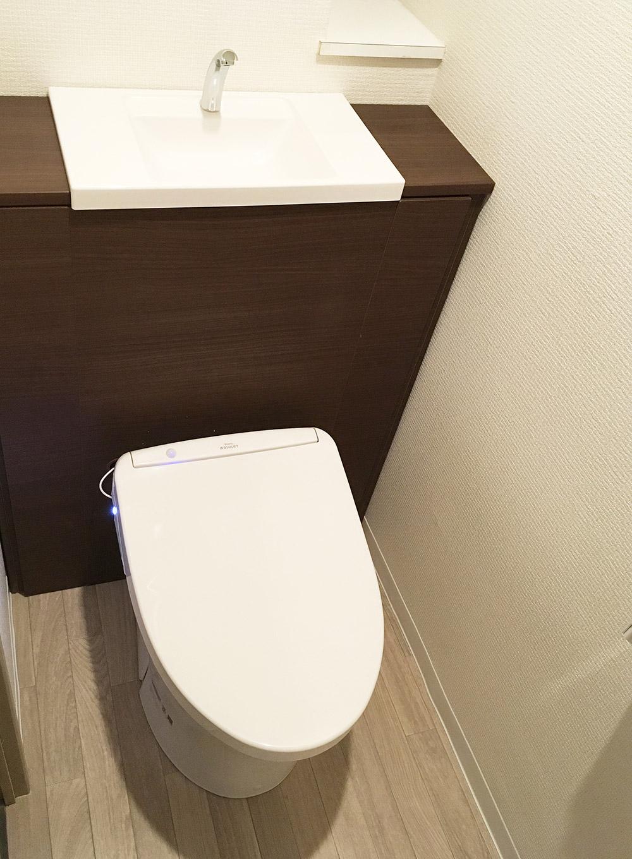 古くなったトイレを交換したい!