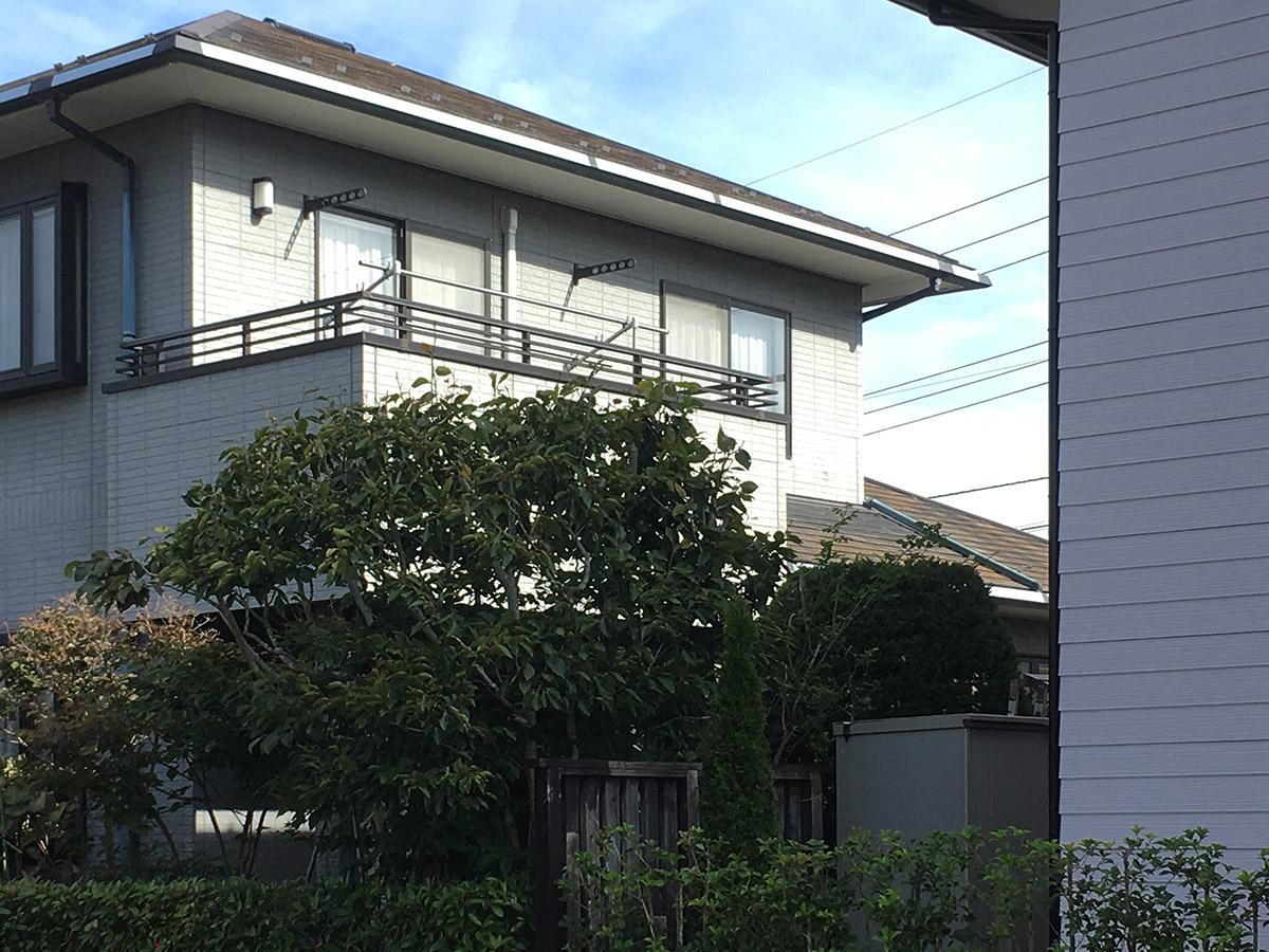 富谷市S邸 外壁塗装・外装リフォーム  施工前