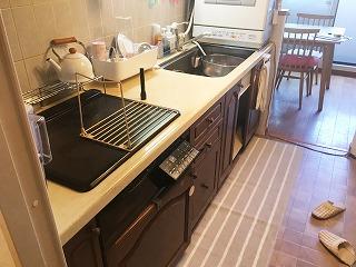 【ダイク株式会社】古くなったキッチンを収納力のあるキッチンへ!