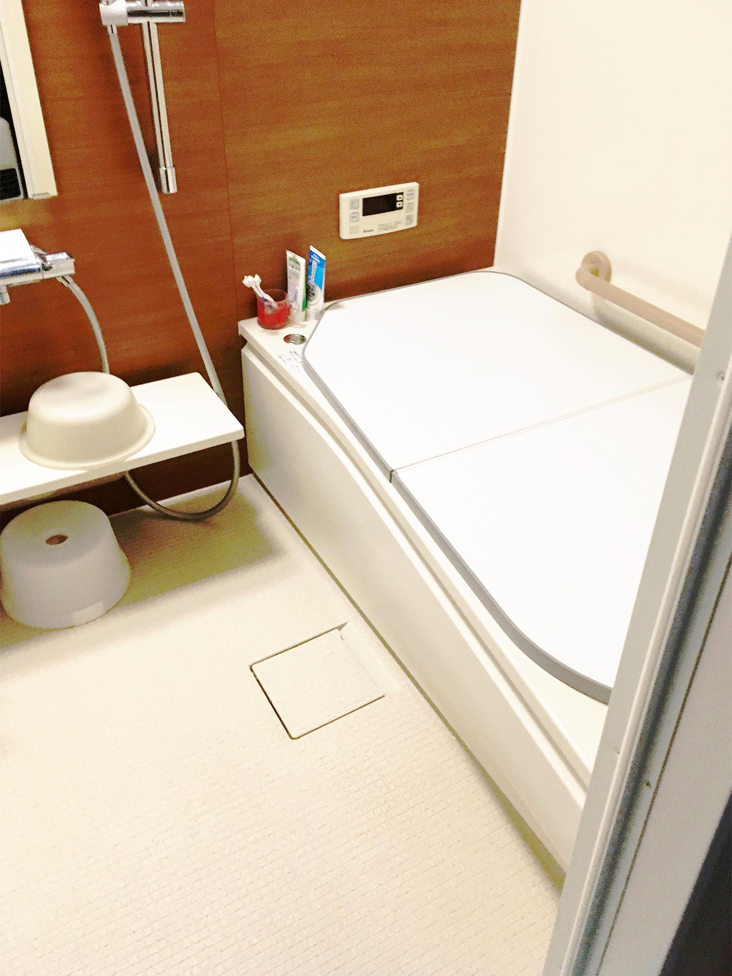 泉区N邸 お風呂リフォーム 90万円/工期2日間 施工後