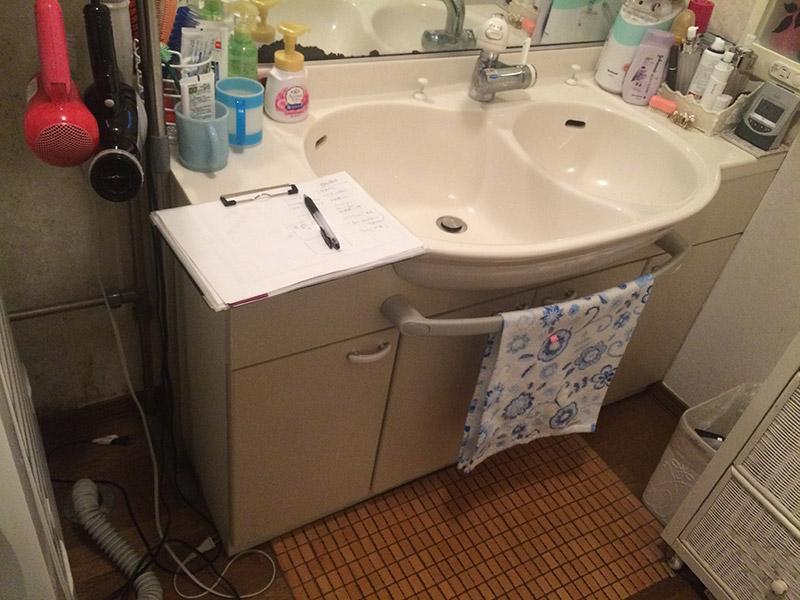 【ダイク株式会社】収納力のある洗面化粧台にしたい!