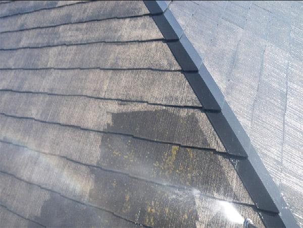 【ダイク株式会社】屋根の色褪せ歪みが気になる・・・