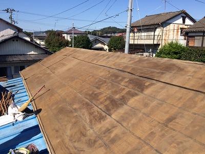 【ダイク株式会社】屋根の葺き替え工事で見た目も一新♪
