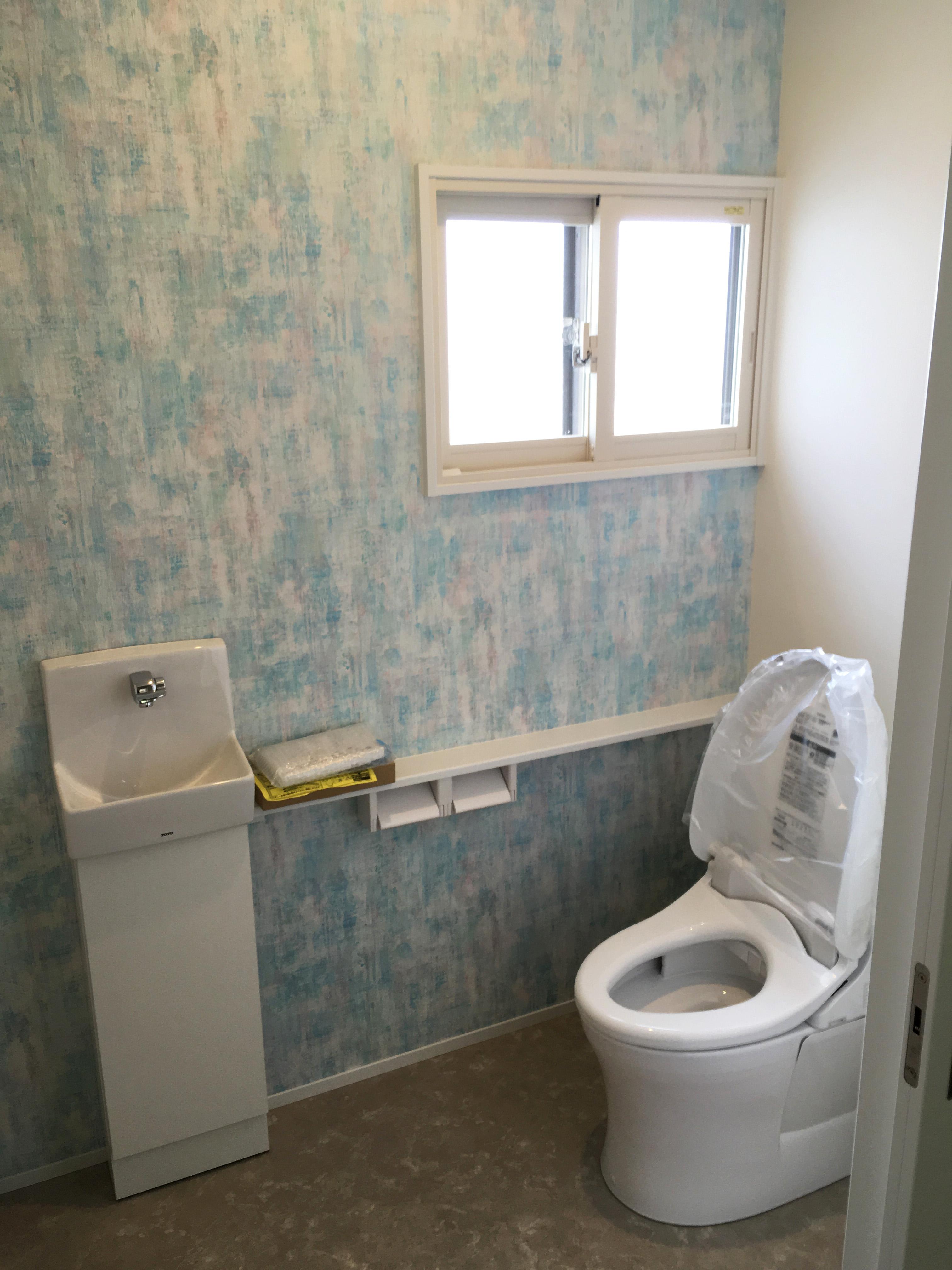 【ダイク株式会社】高さも奥行きもぐっとコンパクトなトイレに♪