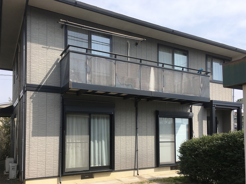 福島県T邸 外壁塗装・外装リフォーム 119万円/工期13日間 施工前