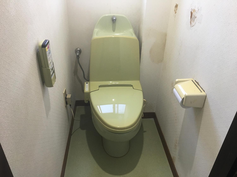 【ダイク株式会社】お掃除が大変なトイレを新しくしたい!