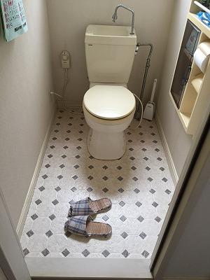 【ダイク株式会社】浄化槽の工事に合わせてトイレも新しくしたい。