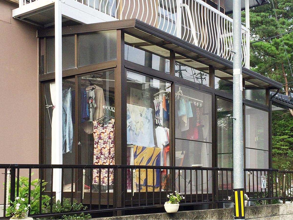 【ダイク株式会社】サンルームを新しくしたい!