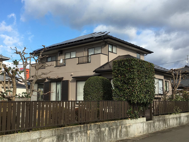 柴田郡T邸