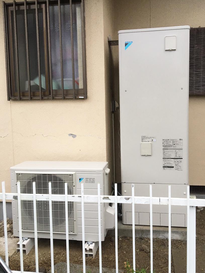 【ダイク株式会社】給湯器をガス⇒電気に変更したい!