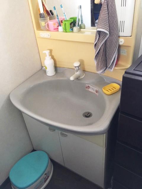 【ダイク株式会社】洗面台の劣化が気になってきた…