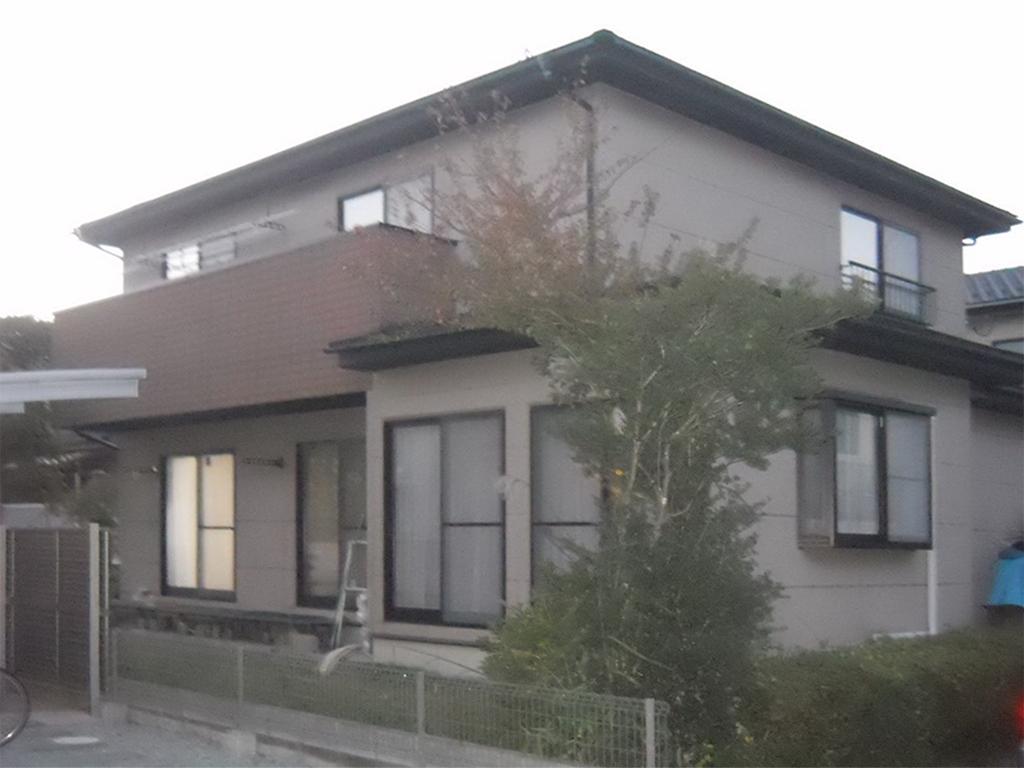 太白区K邸 外壁塗装・外装リフォーム 115万円/工期14日間 施工前